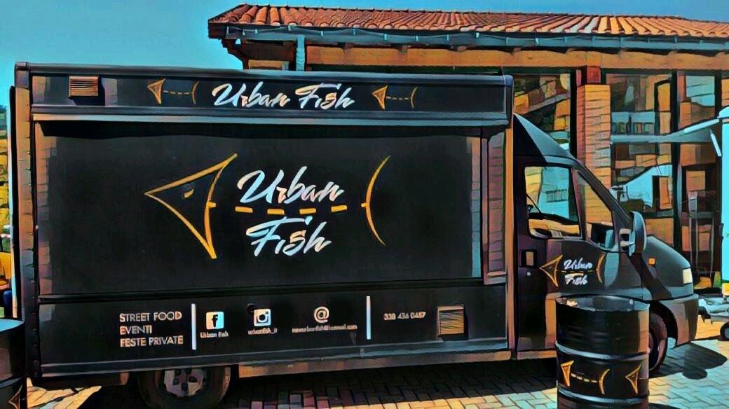 urban fish food truck